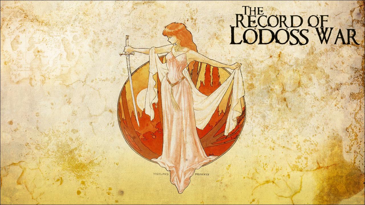 Record Of Lodoss War 1280 X 720 Wallpaper By Edd000 On Deviantart