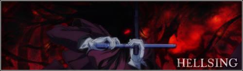 Hellsing Alucard Signature