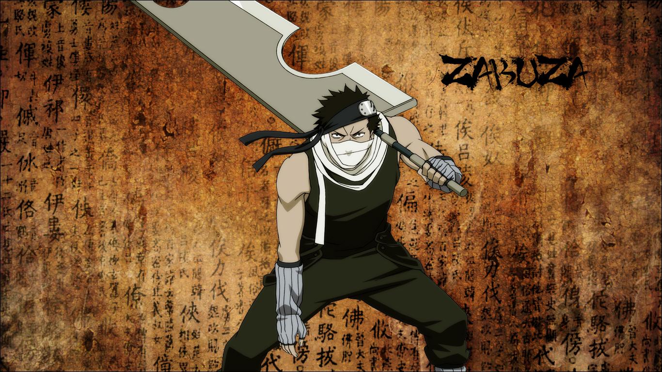 Zabuza Momochi Wallpaper Naruto By Edd000 On Deviantart