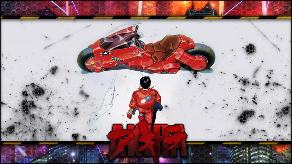 Akira Movie Wallpaper By Edd000 On Deviantart