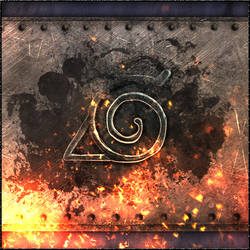 Naruto Shippuden Itunes OST Artwork.