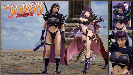 Naga The Serpent Slayers Soul Calibur 6 by Edd000