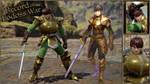 Parn Record of Lodoss War Soul Calibur 6 by Edd000