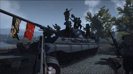 When the Soviet and US clans worked together by Edd000