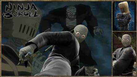 CAS Ninja Scroll Nenmu