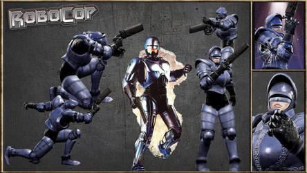 Alex Murphy ~ Robocop - SC6