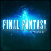 Final Fantasy Custom Album Artwork