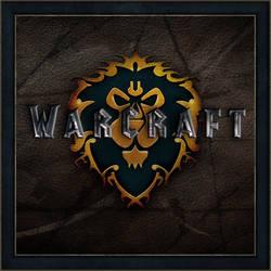 Warcraft Alliance Custom Album Artwork