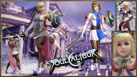 Soul Calibur II Cassandra CAS