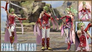 Soul Calibur 6 CAS Terra From Final Fantasy 6