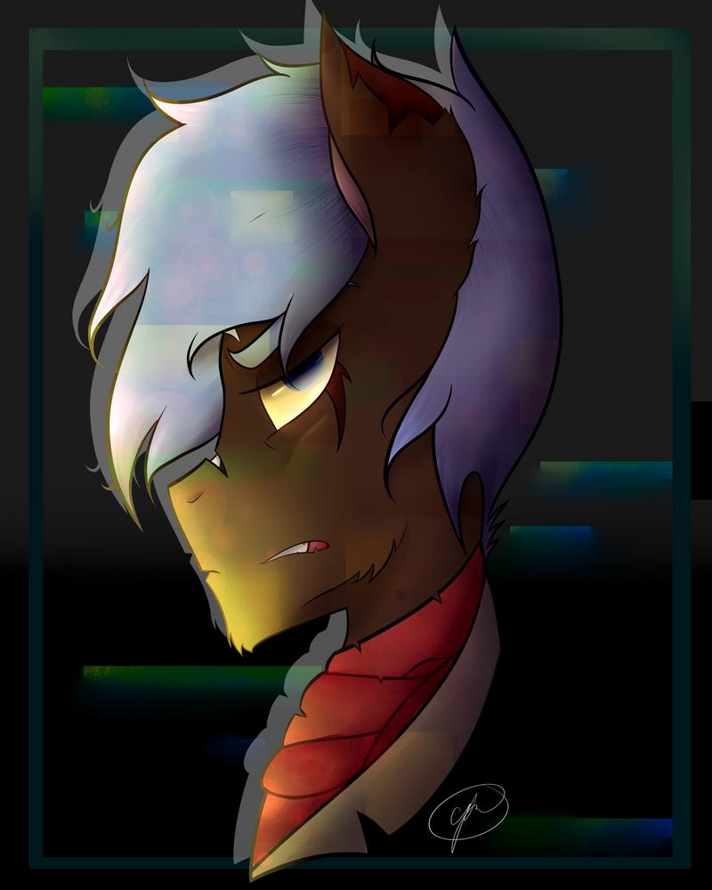 Ghoul'n'Y (FoE) by CosmicChrissy
