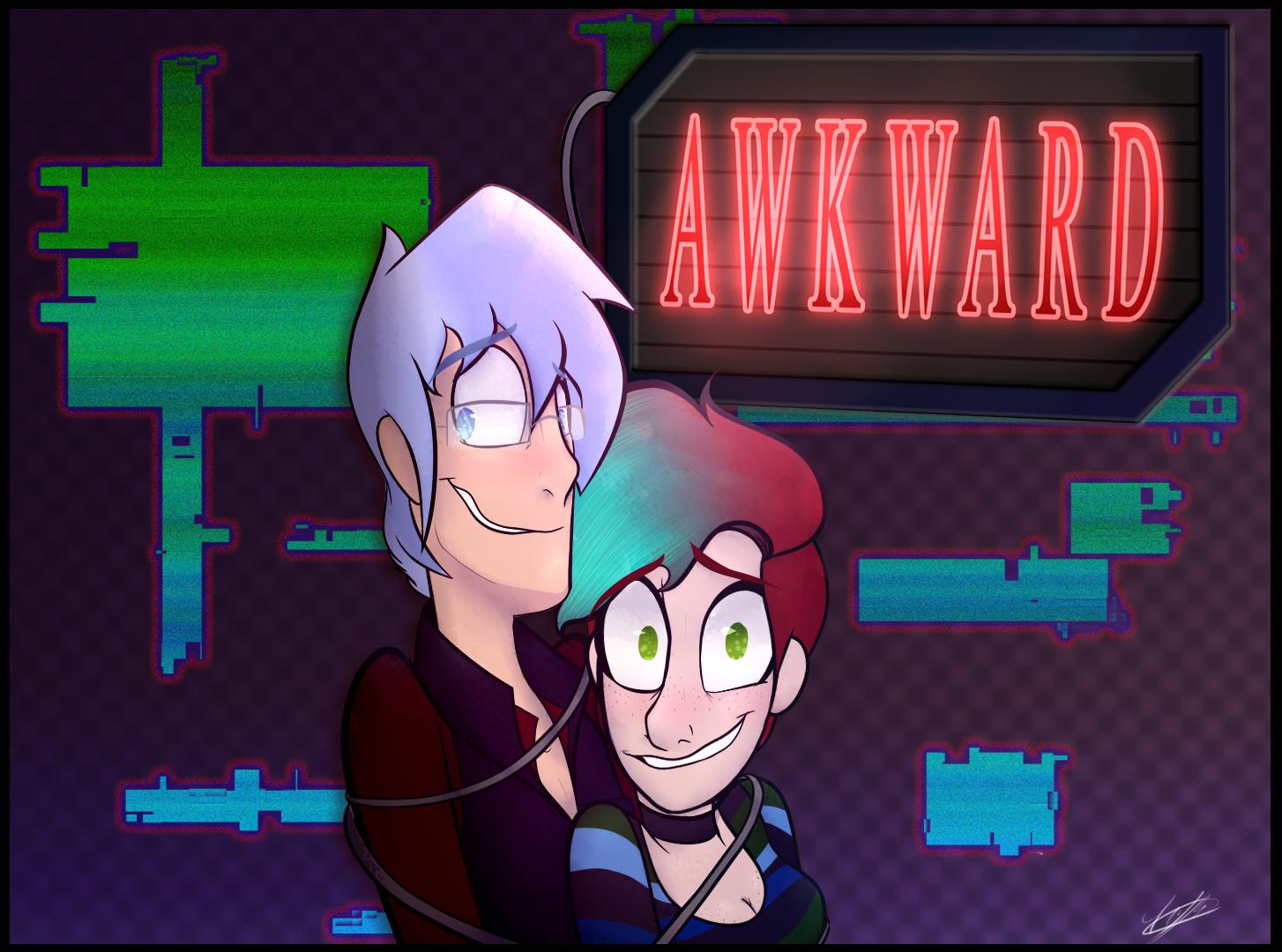 AWKWARD 2018 by CosmicChrissy