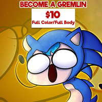 Become a Gremlin 2020 (OPEN)