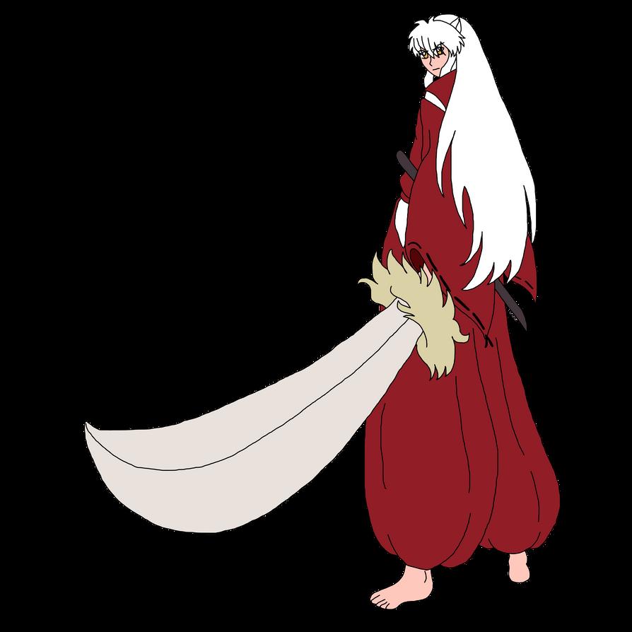 Inuyasha by AshFisher