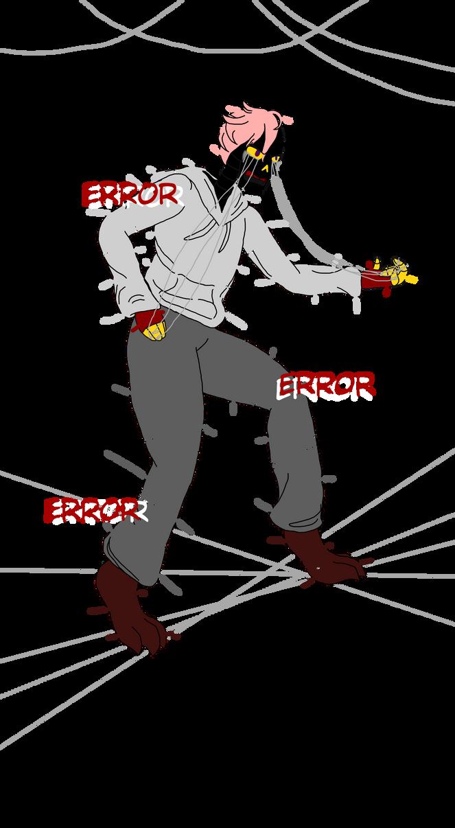 new error George by AshFisher