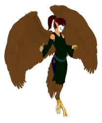 Harpy Character