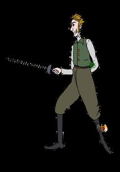 Fencing Jesper