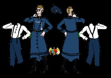 Steampunk Jesper