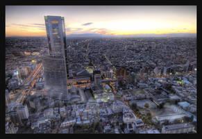 Shinjuku by wilihybrid
