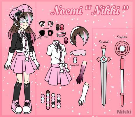 Persona || Noemi