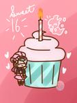 My 16th Birthday UwU