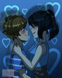 NG || Embrace in Blue [Jaya]