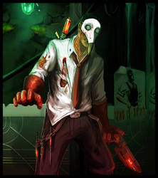 Splicer the Medic by Snook-8