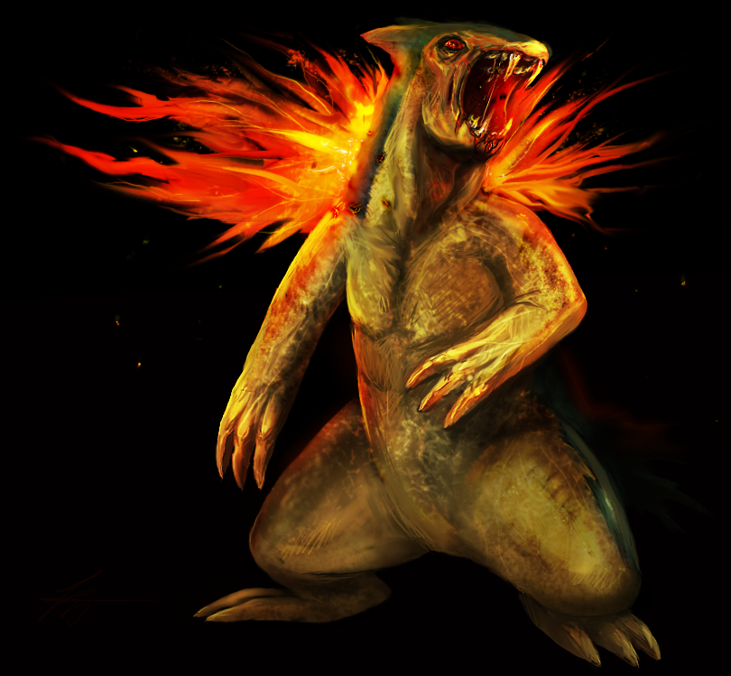 Typhlosion By Snook-8 On DeviantArt