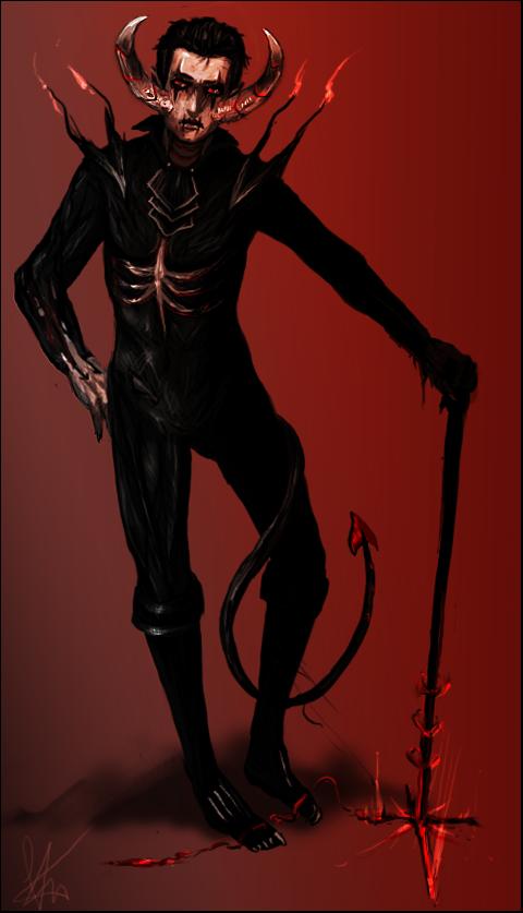 Duke of Hell by TotenVeloren on DeviantArt