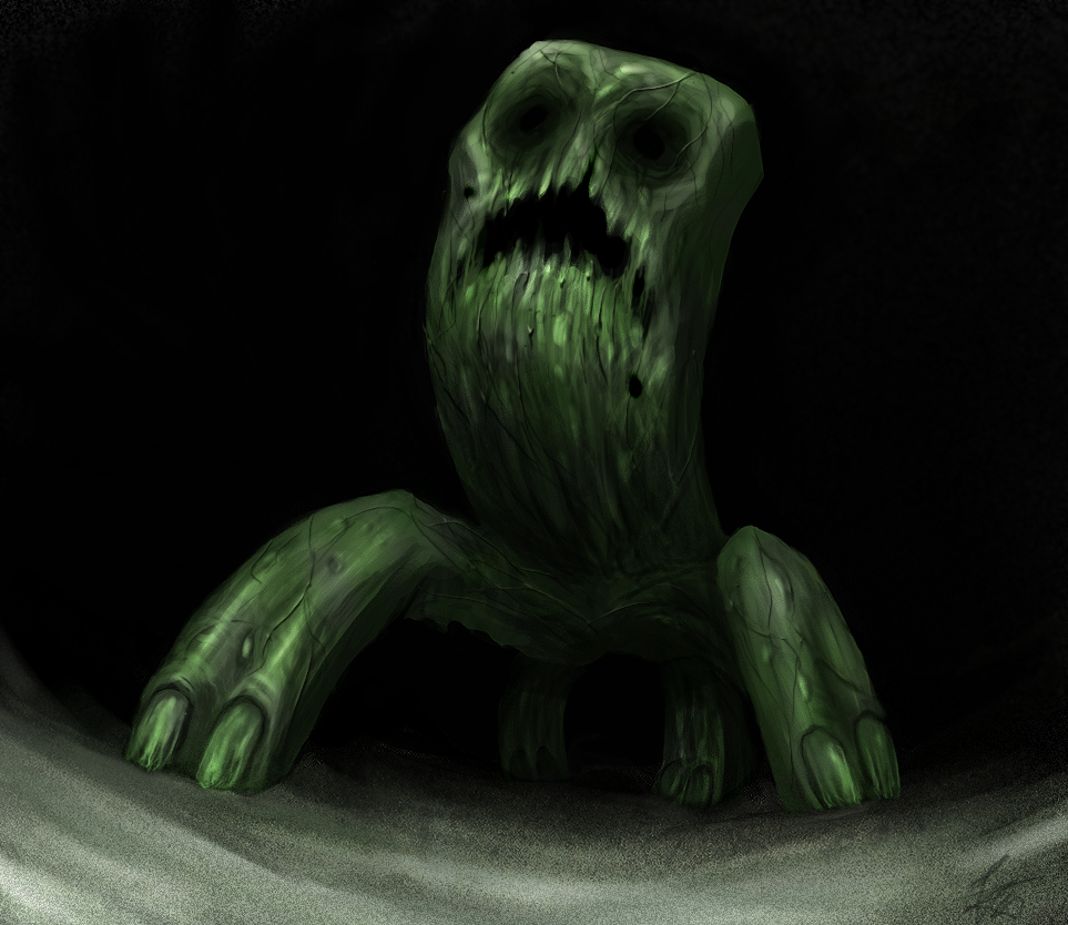 Creeper by Snook-8