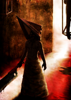 Red Pyramid by Snook-8