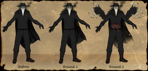 Plague Doctor Forms Reference