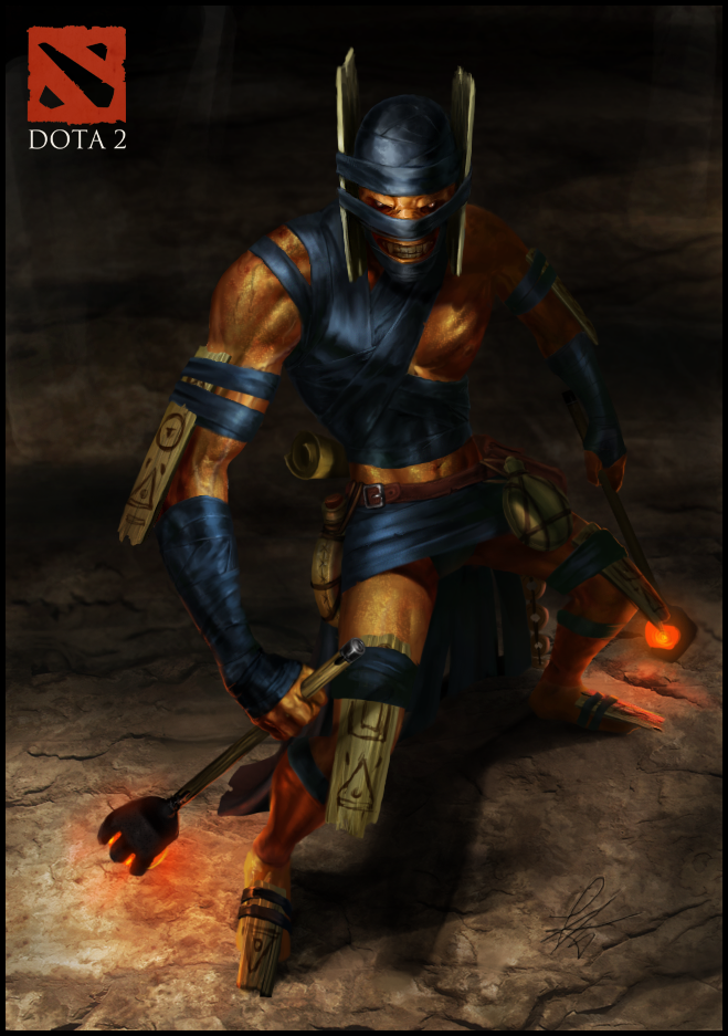 shadow shaman dota2 by snook 8 on deviantart