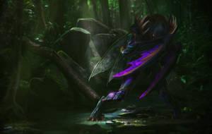 Kha'zix in da jungle [LoL]