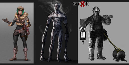 Project Concepts 01 by Snook-8