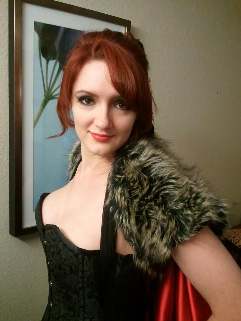 Red Queen by ravenmcallister