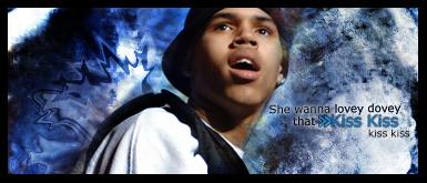 Chris Brown Signature by xMiikex on deviantART