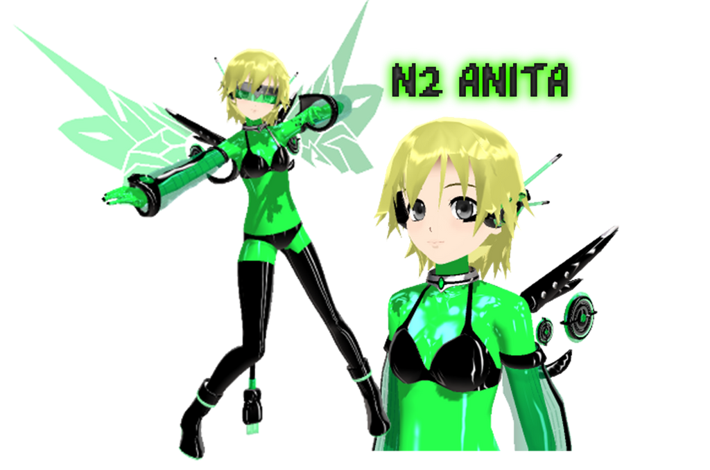 N2 ANITA - New Design by Rozz-a