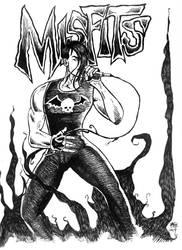 Misfits by ragzdandelion