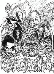 John Carpenter Tribute by ragzdandelion