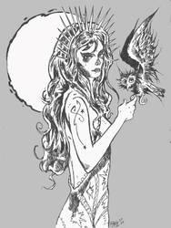 Lune de hibou