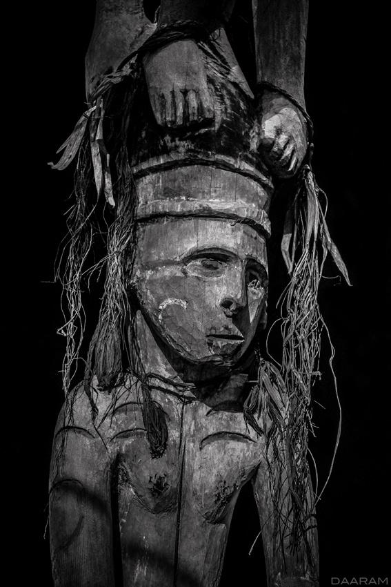 Ancestor Pole by daaram