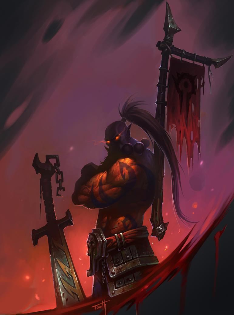 так имя орка мастера меча из варкрафта 3 творят чудеса