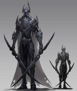 The tomb guardian