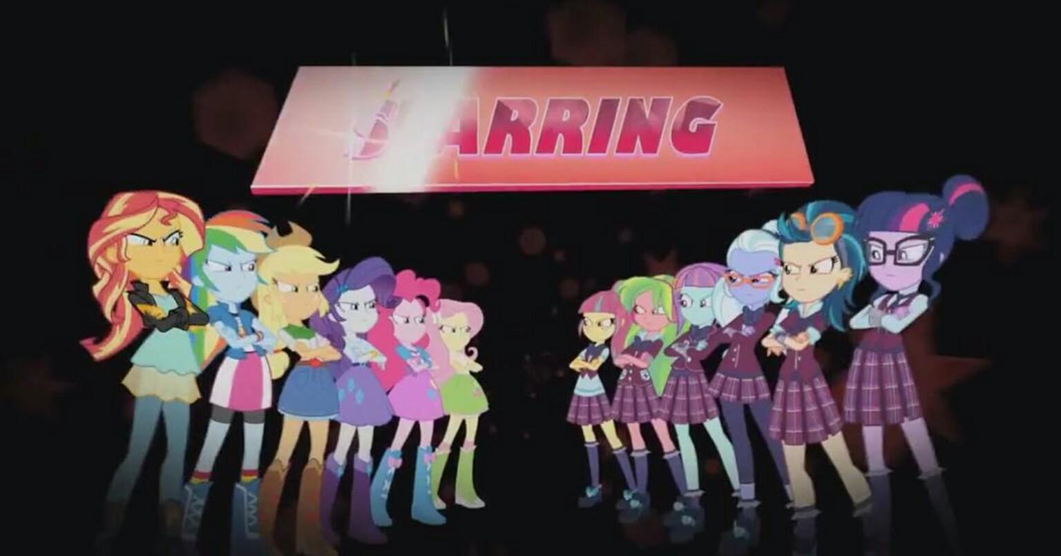 Equestria girls 3 friendship games by darkoverlords on deviantart
