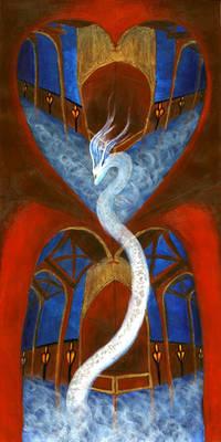 Spirit Dragon - Escher