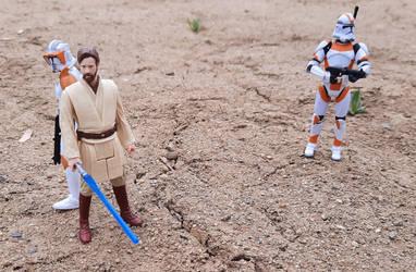 Obi-Wan + 212th