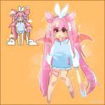pastel girl challenge