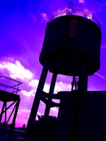 WaterTower by antonthegreat