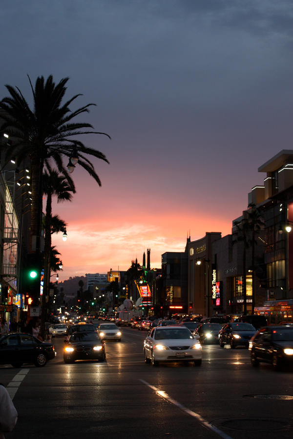 HollywoodBlvd by antonthegreat